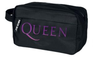 Queen: Washbag - Logo
