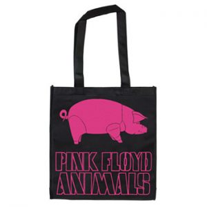 Pink Floyd: Eco Shopper - Animals Logo: Black