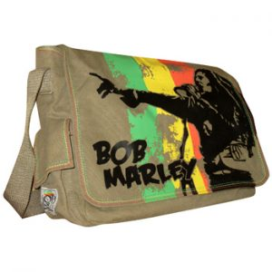 Bob Marley: Messenger Bag - Perform