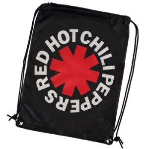 Red Hot Chili Peppers: String Bag - Asterisk