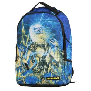 Iron Maiden: Backpack - Album Cover