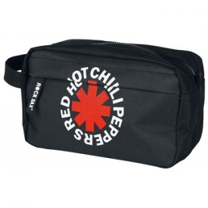 Red Hot Chili Peppers: Washbag - Logo