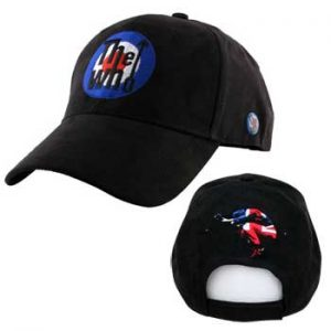 Who, The: Baseball Cap - Logo Baseball Cap