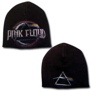 Pink Floyd: Beanie - Distressed Dark Side of the Moon