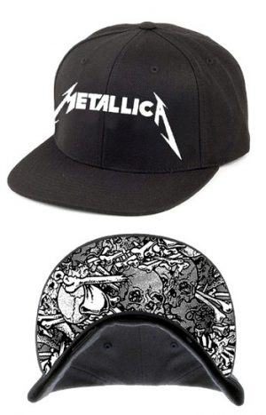 Metallica: Baseball Cap - Damage Inc