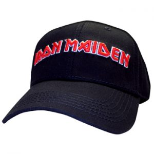 Iron Maiden: Baseball Cap - Red Logo
