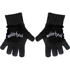 Motorhead: Gloves - Logo Fingerless