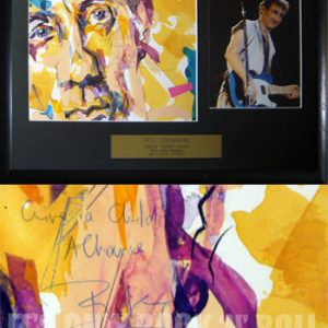 Who, The: Autograph - Scoop Album signed by Pete Townshend