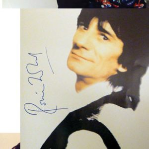 Rolling Stones, The: - Steel Wheels Tour signed Programme
