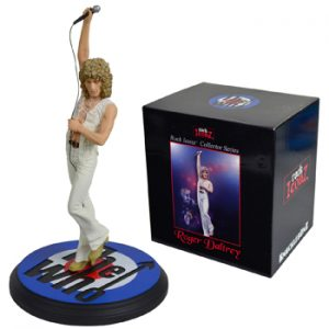 Who, The: Figure - Roger Daltrey Rock Iconz Statue