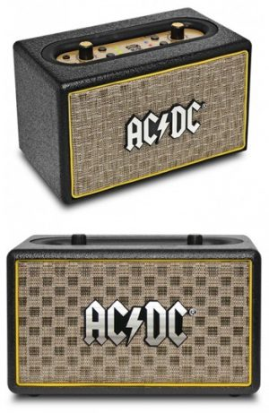 AC/DC: Bluetooth speaker - Vintage Portable Classic 2