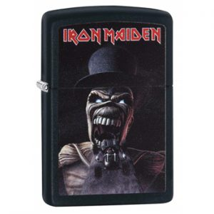 Iron Maiden: Zippo Lighter - Wildest Dreams