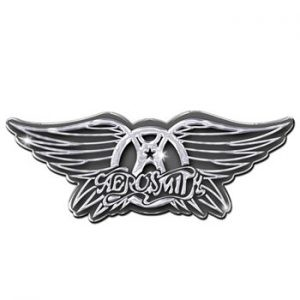 Aerosmith: Pin - Original Logo Metal badge
