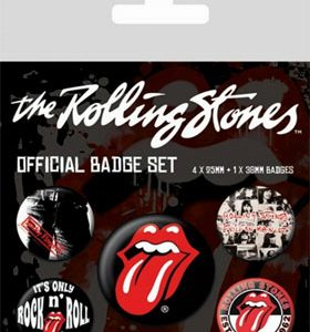 Rolling Stones, The: Badge Pack - Classic