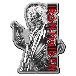 Iron Maiden: Pin - Killers