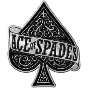 Motorhead: Pin - Ace of Spades