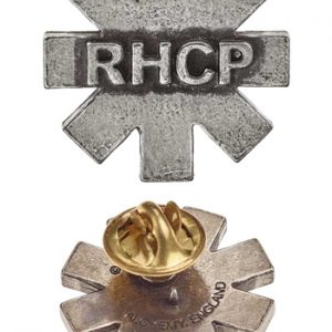 Red Hot Chili Peppers: Pin - Logo Asterisk