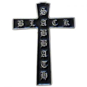 Black Sabbath: Pin - Cross