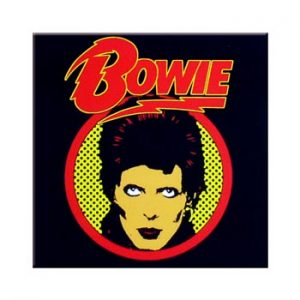 David Bowie: Fridge Magnet - Diamond Dogs