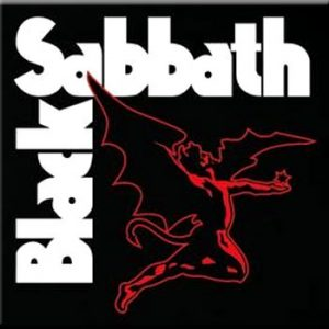 Black Sabbath: Fridge Magnet - Demon