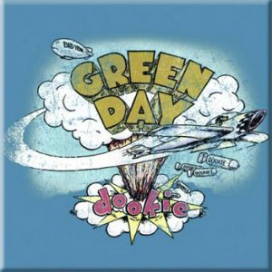 Green Day: Fridge Magnet - Dookie