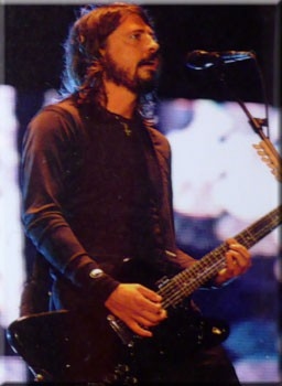 Foo Fighters: Fridge Magnet - Dave Grohl at V Festival