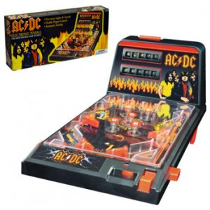 AC/DC: Game - High Voltage Electronic Pinball