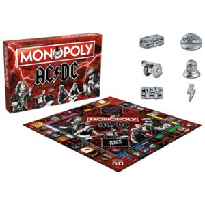 AC/DC: Game - Monopoly