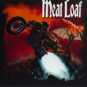 Meat Loaf: Greetings Card - Bat Out Of Hell