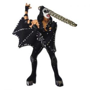 Kiss: Christmas Decoration - Gene Simmons Ornament