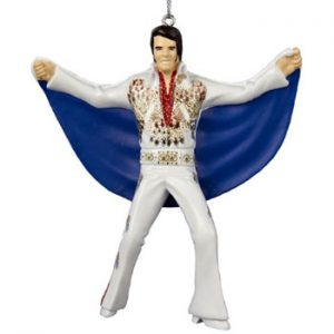 Elvis Presley: Christmas Decoration - Eagle Suit with Cape