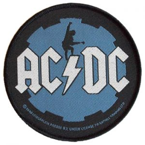 AC/DC: Patch - Angus Cog