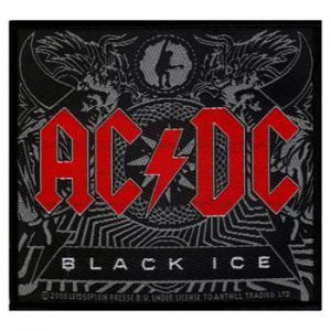 AC/DC: Patch - Black Ice