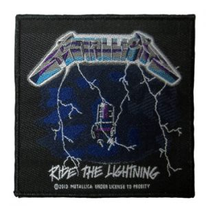 Metallica: Patch - Ride the Lightning