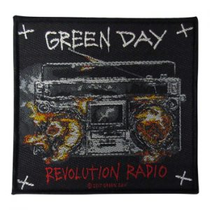 Green Day: Patch - Revolution Radio