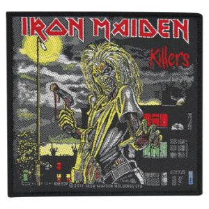 Iron Maiden: Patch - Killers