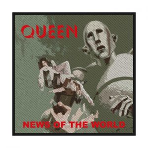 Queen: Patch - News of the World