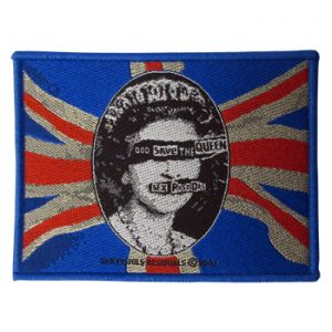 Sex Pistols: Patch - God Save the Queen