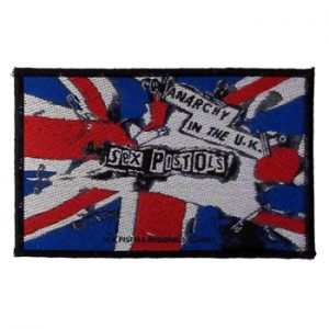Sex Pistols: Patch - Anarchy in the UK