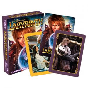 David Bowie: Playing Cards - Labyrinth