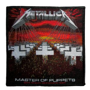 Metallica: Patch - Master of Puppets