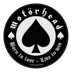 Motorhead: Patch - Born To Lose