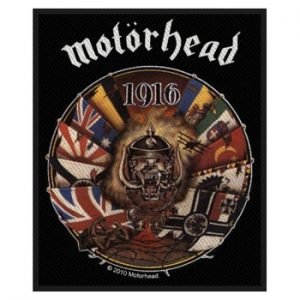 Motorhead: Patch - 1916