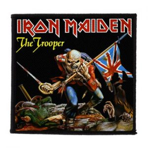 Iron Maiden: Patch - The Trooper