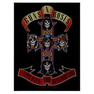 Guns N' Roses: Patch - Appetite
