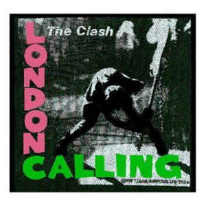Clash, The: Patch - London Calling
