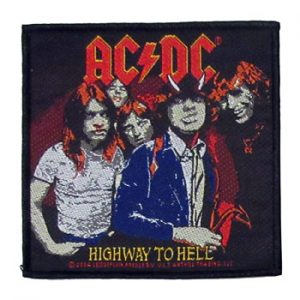 AC/DC: Patch - Highway to Hell