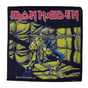 Iron Maiden: Patch - Piece Of Mind