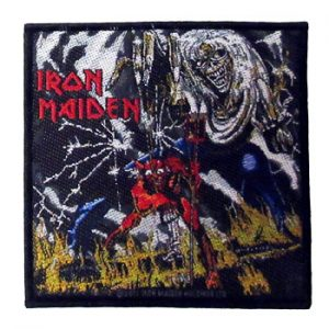 Iron Maiden: Patch - Number of the Beast