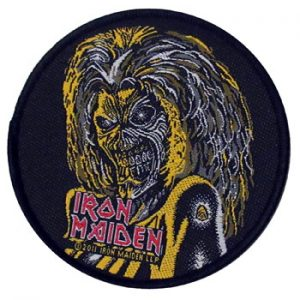 Iron Maiden: Patch - Killers Eddie